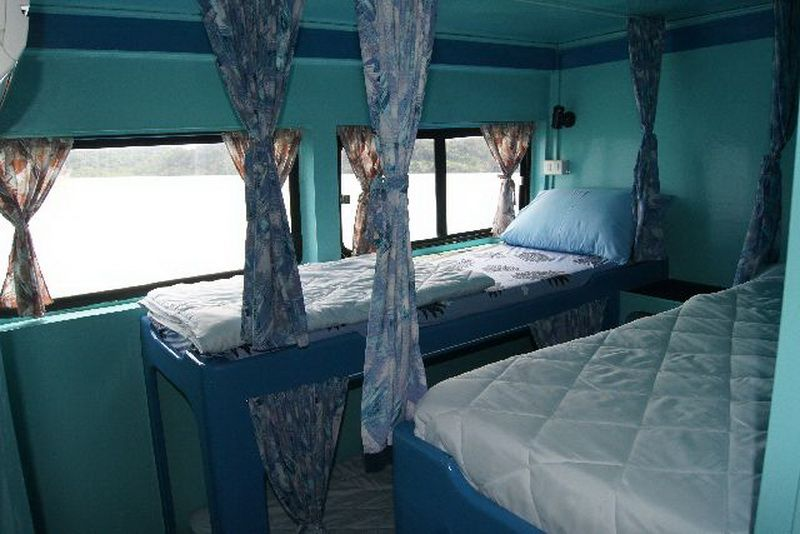 Similan Explorer quad cabin