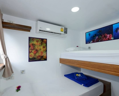 Bavaria Comfort cabin