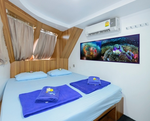 Bavaria Deluxe cabin