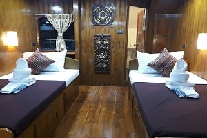 Sawasdee Fasai Similan Islands liveaboard