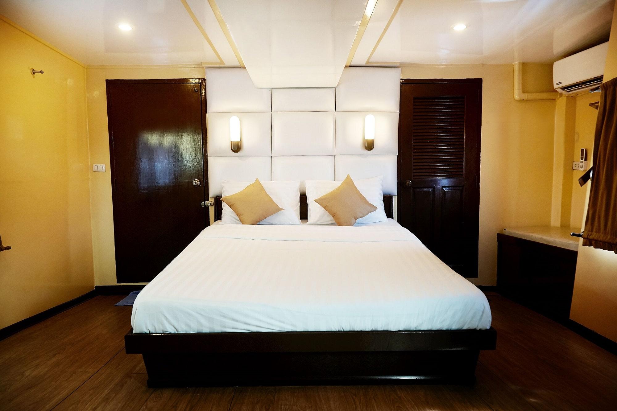 VIP double cabin Peterpan